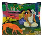 The Red Dog Tapestry