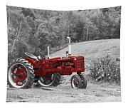 The Red Tractor Tapestry