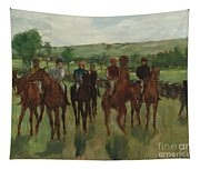 The Riders, 1885 Tapestry