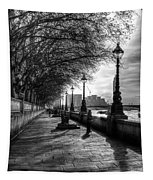 The River Thames Path Tapestry