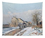The Road From Gisors To Pontoise Tapestry