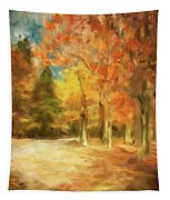 The Road Home Tapestry