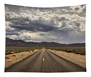 The Road To Death Valley Tapestry