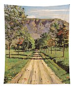 The Road To Evordes Tapestry