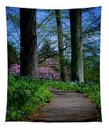 The Road To Peace And Quiet Tapestry