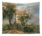 The Road To Rueil Tapestry