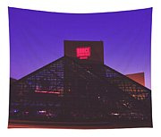 The Rock And Roll Hall Of Fame Tapestry