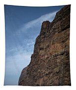The Rocks Of Los Gigantes 2 Tapestry