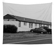 The Rolling Stones' Memory Motel Montauk New York Tapestry