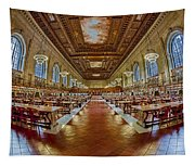 The Rose Main Reading Room Nypl Tapestry