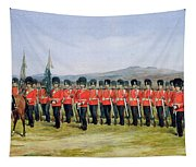 The Royal Fusiliers Tapestry