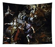 The Royal Hunt Of Dido And Aeneas Tapestry