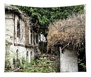 The Ruined Cottage Tapestry