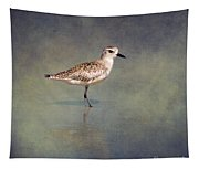 The Sanderling 2 By Darrell Hutto Tapestry