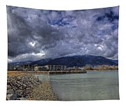 The Seasons Sandpoint Tapestry