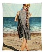 The Secret Beauty - La Belleza Secreta Tapestry