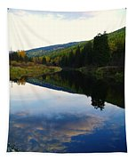 The Serenity Of The Moyie  Tapestry