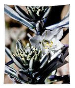 The Shy Desert Lily Tapestry