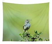 The Singing Birdie  Tapestry