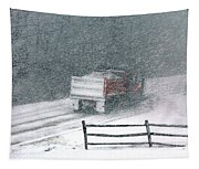 The Snowplow Tapestry