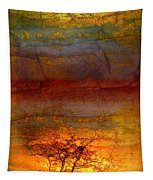 The Soul Dances Like A Tree In The Wind Tapestry