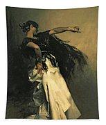 The Spanish Dancer Tapestry