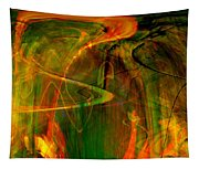 The Spirit Glows Tapestry