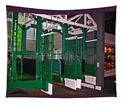 The Starting Gate Display In The Kentucky Derby Museum Tapestry