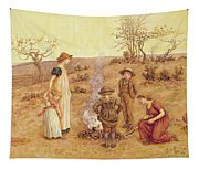 The Stick Fire Tapestry