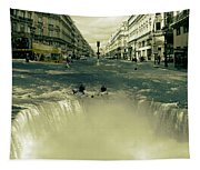 The Street Fall Tapestry
