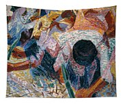 The Street Pavers Tapestry