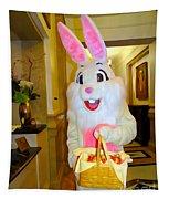 The St.regis Easter Bunny Tapestry