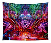 The String Cheese Incident-hulaween Tapestry
