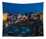 The Strip Las Vegas Tapestry