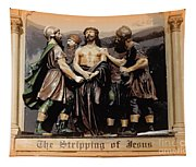 The Stripping Of Jesus Tapestry