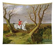 The Suffolk Hunt - Gone Away Tapestry