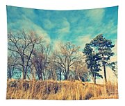 The Sunday Trees Tapestry