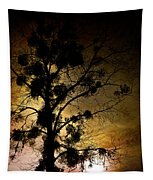 The Sunset Tree Tapestry
