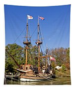 The Susan Constant Tapestry