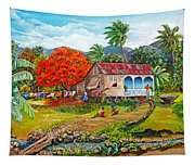 The Sweet Life Tapestry