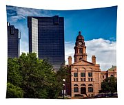 The Tarrant County Courthouse Tapestry