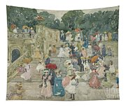 The Terrace Bridge, Central Park Tapestry