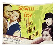 The Thin Man 1934 Tapestry