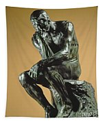 The Thinker Tapestry