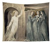 The Three Maries At The Sepulchre Tapestry