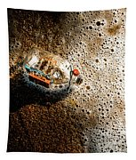 The Tide And Its Takers Tapestry