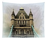 The Tower Bridge In London 2 Tapestry
