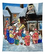 The Town Mouse And The Country Mouse Tapestry