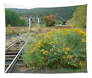 The Tracks At Pagosa Junction Tapestry