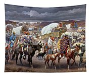 The Trail Of Tears Tapestry